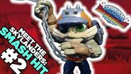 Meet the Skylanders SuperChargers Smash Hit and Thump Truck