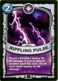 Rippling Pulsecard
