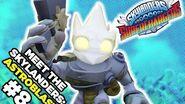 Meet the Skylanders SuperChargers Astroblast and Sun Runner