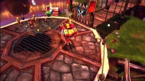 Skylanders Giants - Bouncer's Soul Gem Preview (Deal with the Wheel)