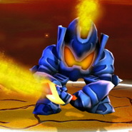 Skylanders ignitor fire element
