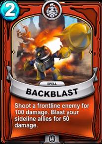 Backblastcard
