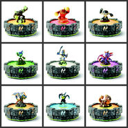 Skylanderscollage