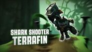 Skylanders SuperChargers - Shark Shooter Terrafin's Soul Gem Preview (It's Feeding Time)