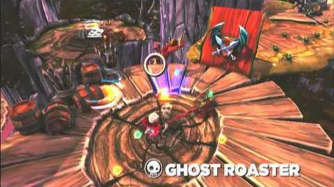Skylanders Spyro's Adventure - Ghost Roaster Preview Trailer (No Chain, No Gain)
