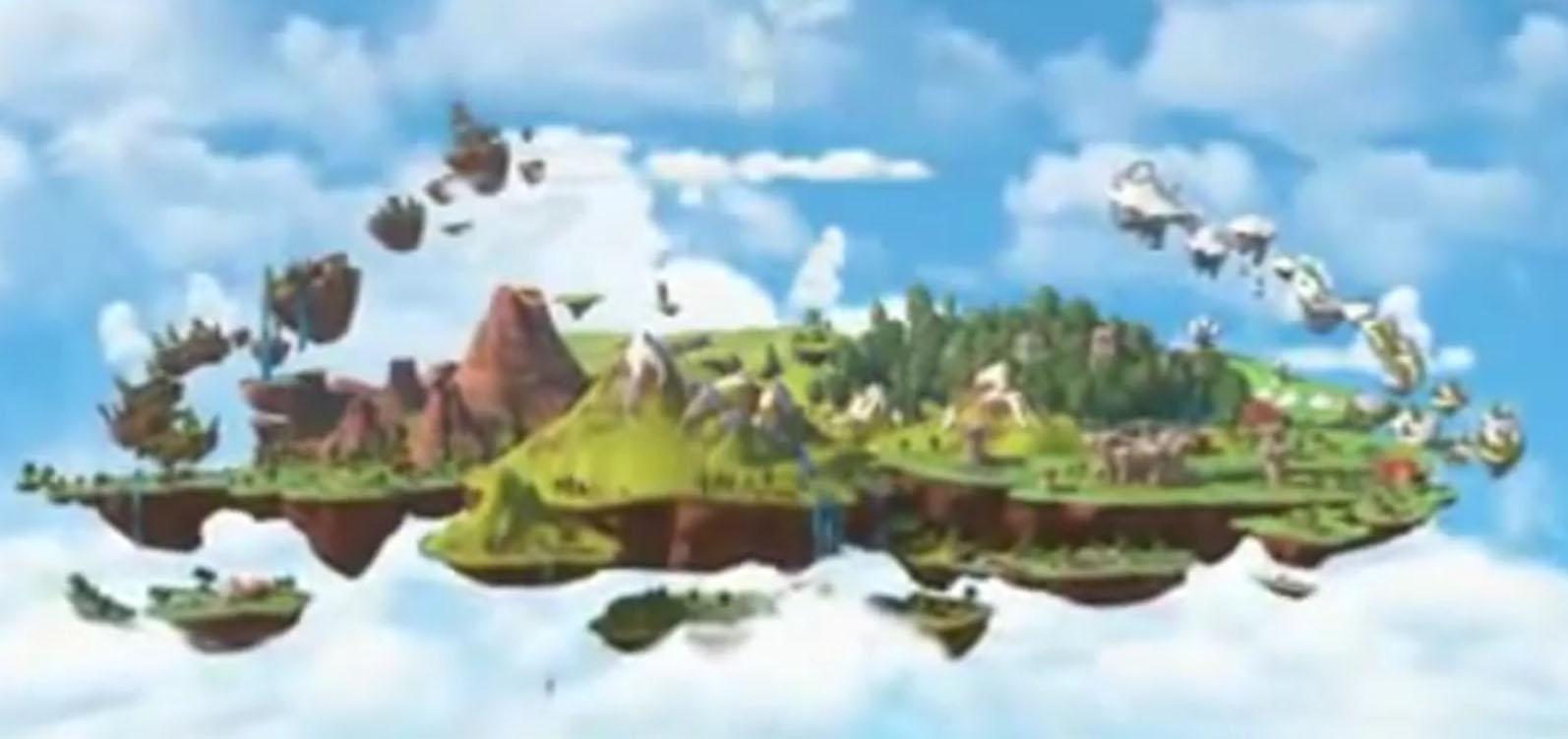 Radiant Isles Skylanders Wiki Fandom Powered By Wikia