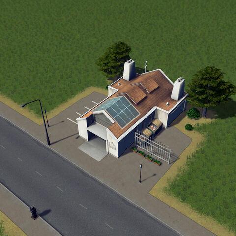 In-game crematorium