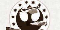 A rebel squadron