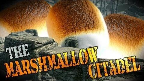Skyrim For Pimps - Marshmallow Citadel (S4E13) Dragonborn Walkthrough-0