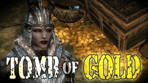 Skyrim For Pimps - Tomb of Gold (S4E15) Dragonborn Walkthrough-0
