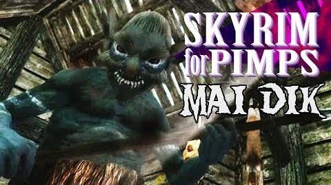 Skyrim For Pimps - Mai Dik (S6E04) - Walkthrough - GameSocietyPimps