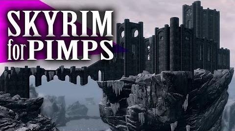 Skyrim For Pimps - Winterhold SUCKS (S6E08) - Walkthrough - GameSocietyPimps