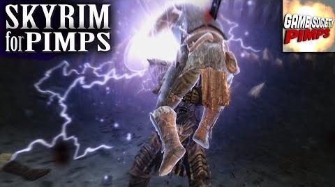 Skyrim For Pimps - Immortal Kombat (S6E29) - Walkthrough - GameSocietyPimps