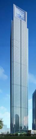 TEDA Landmark Tower 1