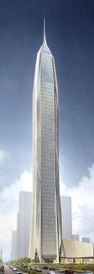Ping An International Finance Centre