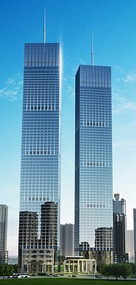 Twin Towers Guiyang