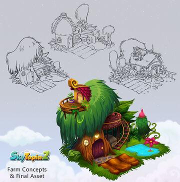 Farm concepts by Danielle Brown