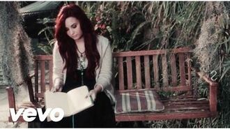 Demi Lovato - Give Your Heart A Break (Lyric Video)