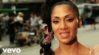 Nicole Scherzinger - Right There (Behind The Scenes) ft