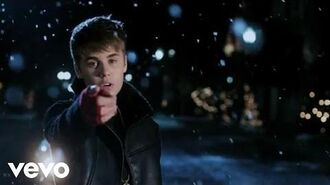 Justin Bieber - Mistletoe (Trailer)