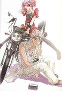 Slash Dog 2006 color illustration 4