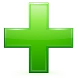 File:Green cross sign 5007.jpg
