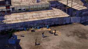 WarehouseGuards