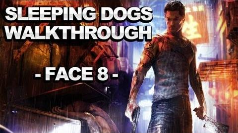 Sleeping Dogs - Face Side Mission 8 - Pied Piper