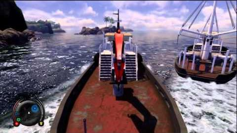 Tug Boat Gameplay