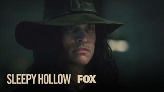 Katrina Confronts Solomon Season 2 Ep. 15 SLEEPY HOLLOW