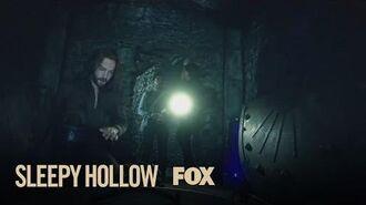 Ichabod Distracts Demons With Camera Flash Season 2 Ep. 16 SLEEPY HOLLOW