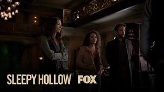 The Team Deduces That All Roads Lead To Dreyfuss Season 4 Ep. 5 SLEEPY HOLLOW