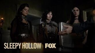 Malcolm Turns The Witches Against Each Other Season 4 Ep. 2 SLEEPY HOLLOW