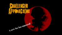 Challenger Approaching - Villager