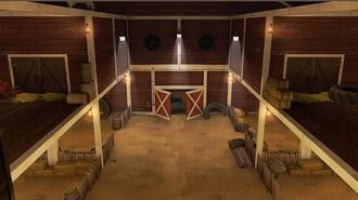 TF2 Slender Fortress - 2Fort Port WIP3 Waiting Room Recording