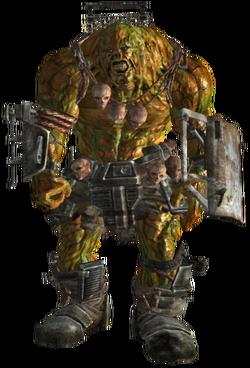 FO3 super mutant behemoth