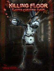 Christmas Husk