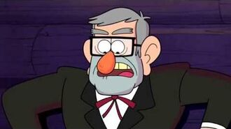Grunkle Stan-I..I don't even know