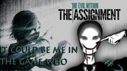Is that slender man??- The evil within assignment part 2