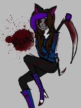 My creepypasta oc by lovelymeows-d7anqj0