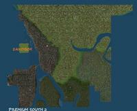 Premium S3 map