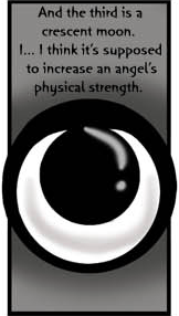 Angel Moon Emblem