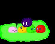 Kirby Slimes
