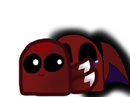 Apocalypse slime(who's that thing behind da slime?)