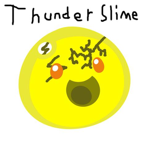 File:Thunder Slime.png