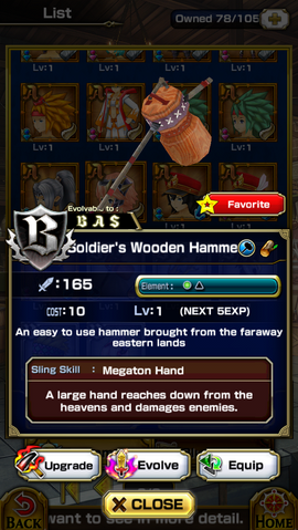 File:Soldier's Wooden Hammer.png