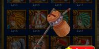 Soldier's Wooden Hammer