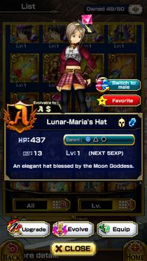 Lunar Hat(F)