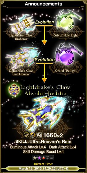 Dragon Bane Lightdrake Gear