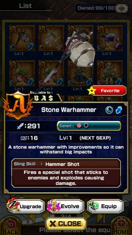 File:Stone Warhammer.png